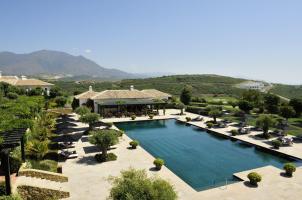 Finca Cortesin - Pool View