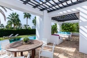 Finca Cortesin - Villa La Reserva Terrace