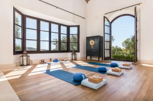 Finca Cortesin - Yoga