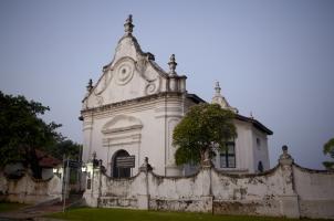 Amangalla - Dutch Reformed Church
