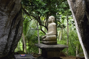 Amangalla -  Rock Temple