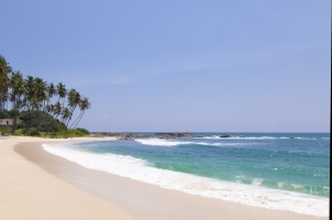 Amanwella - Beach