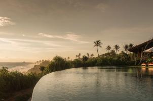 Cape Weligama - Pool Sunset