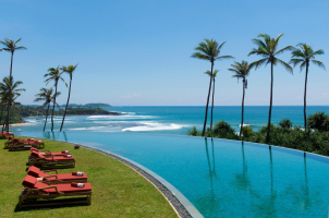 Cape Weligama - Pool View