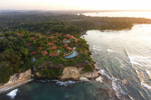 Cape Weligama - View