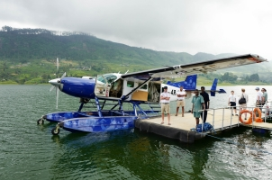 Ceylon Tea Trails - Seaplane