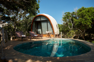 Wild Coast Tented Lodge - Cocoon Pool