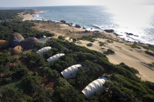 Wild Coast Tented Lodge - View