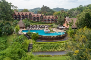 Anantara Golden Triangle - Resort