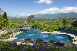 Anantara Golden Triangle - Pool