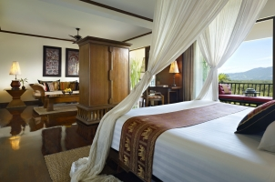 Anantara Golden Triangle - country view
