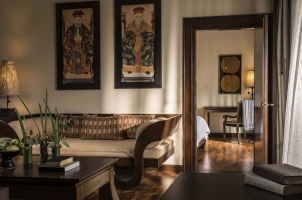Anantara Golden Triangle - Family Suite