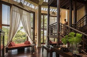 Anantara Golden Triangle - Spa Reception