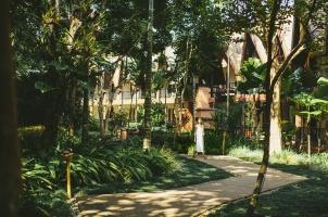 Anantara Golden Triangle - Garden Path
