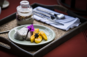 Anantara Golden Triangle - Breakfast