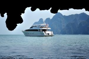 Thailand - Andara Resort - Yacht