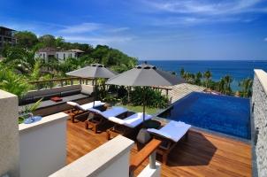 Thailand - Andara Resort - Penthouse Suite