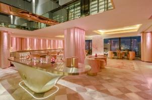 Tower Club at Lebua -  Pink Bar