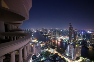 Tower Club at Lebua - Riverview One Bedroom Suite