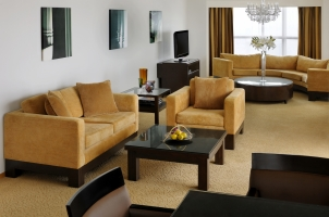 Tower Club at Lebua -  Signature Two Bedroom Suite