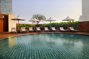 Tower Club at Lebua - Swimming Pool