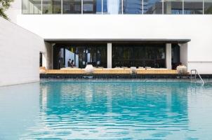 Thailand - COMO Metropolitan Bangkok - Pool