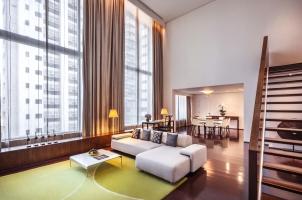 Thailand - COMO Metropolitan Bangkok - Suite