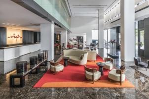 Thailand - COMO Metropolitan Bangkok - Lobby