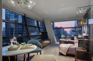 Thailand - Rosewood Bangkok - Living Room