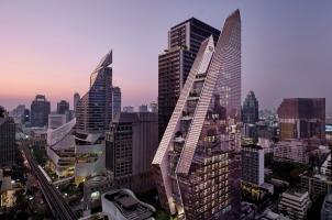 Thailand - Rosewood Bangkok