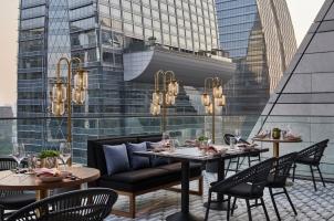 Thailand - Rosewood Bangkok - Balcony