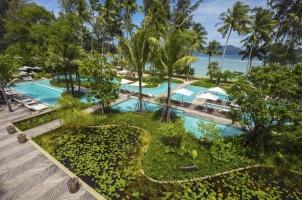 Pool Rosewood Phuket