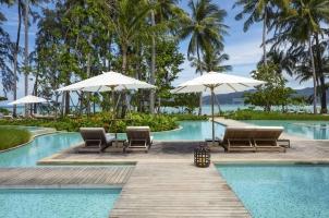 Pool - Rosewood Phuket