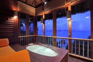 Six Senses Yao Noi - bathroom