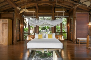 Six Senses Yao Noi - bedroom