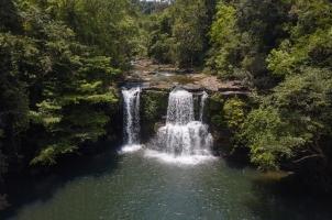 Thailand Soneva Kiri - Waterfalls