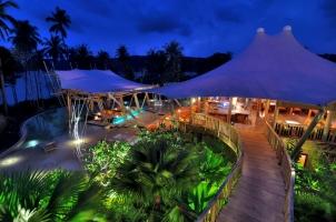 Thailand Soneva Kiri - Dining so spirited