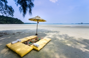 Thailand Soneva Kiri - North Beach