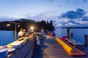 Thailand Soneva Kiri - Jetty Dining