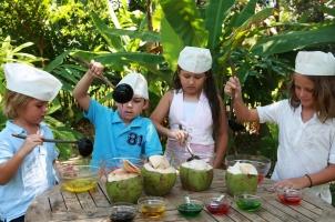 Thailand Soneva Kiri - Family