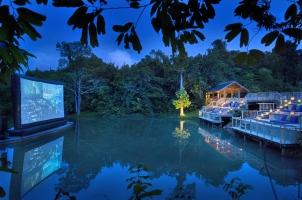 Thailand Soneva Kiri - Cinema Paradiso