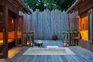 Thailand Soneva Kiri - Bath