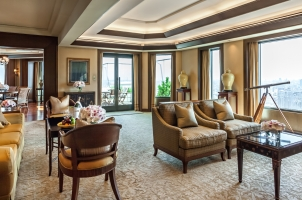 The Peninsula Bangkok - Grand Terrace Suite