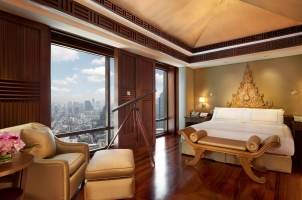 The Peninsula Bangkok - Thai Suite