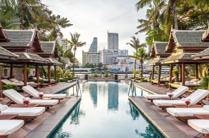 The Peninsula Bangkok - Pool