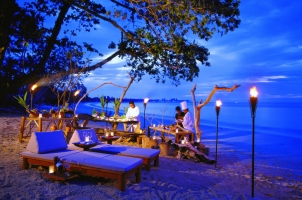 The Sarojin Khao Lak - private dining