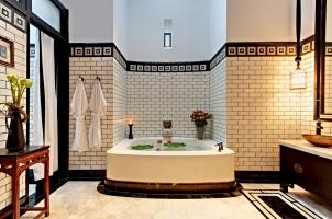 Thailand The Siam Bangkok - Chinese Villa Bathroom