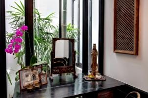 Thailand The Siam Bangkok - Chinese Villa Desk