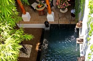 Thailand The Siam Bangkok - Chinese Villa Pool
