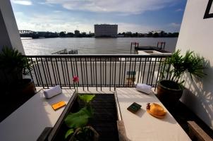 Thailand The Siam Bangkok - Chinese Villa Rooftop Lounge